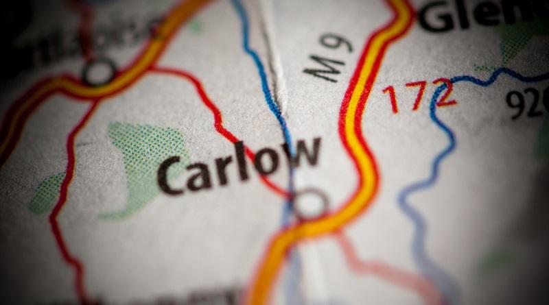 Carlow Ireland Map
